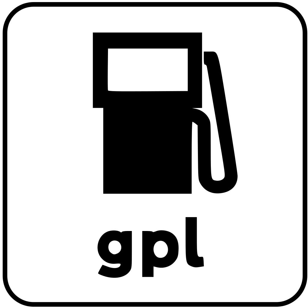 Dstributore di Benzina a Galla