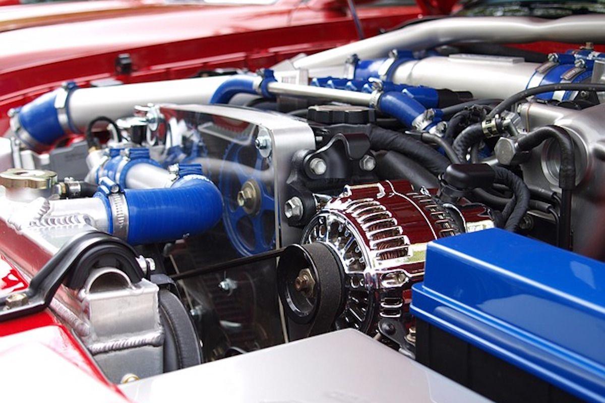 Motore aspirato a benzina: come funziona? 5