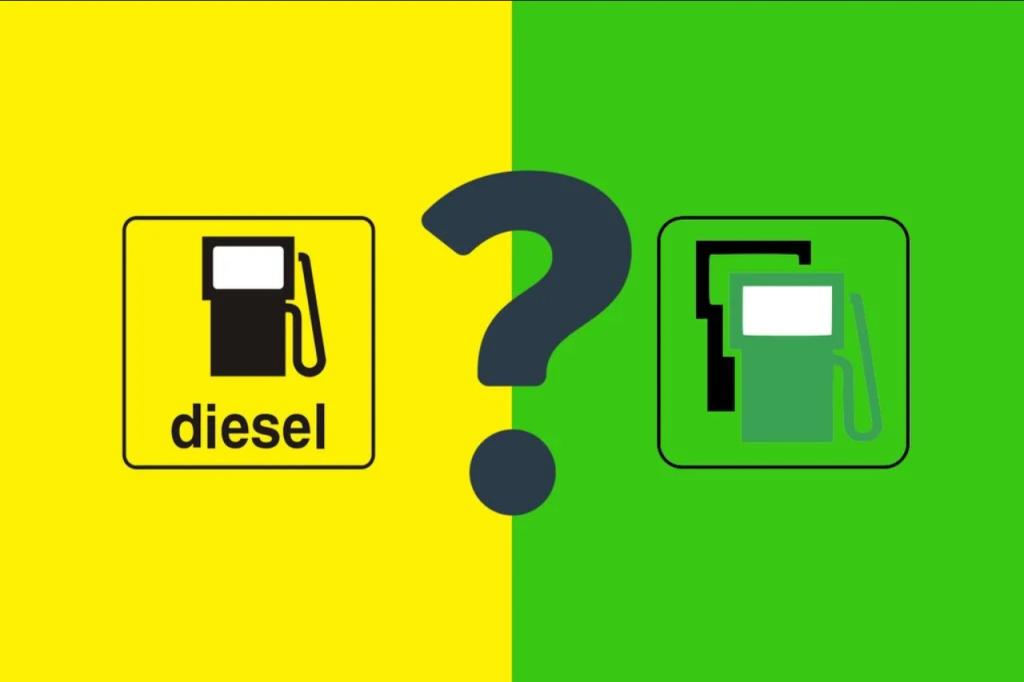 Che differenza chimica c'è tra gasolio e benzina