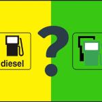 Gasolio o diesel: è la stessa cosa