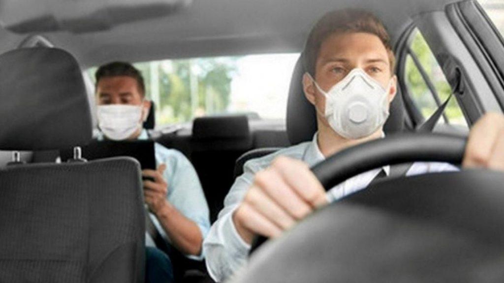 Come viaggiare in auto col Covid in sicurezza